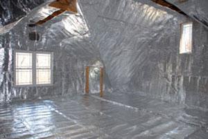 Attic Insulation Indianapolis Foil Insulation Contractor