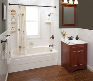 Tub Liners Indianapolis Bathroom Remodeling
