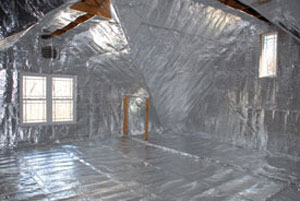 Attic Insulation Indianapolis Foil Insulation Contractor