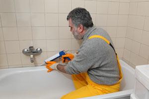 Bathroom Remodel Indianapolis Springmill Indianapolis Half Bath - Updike bathroom remodeling co