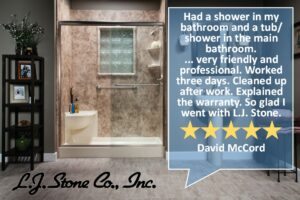 Bath remodeling review