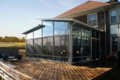 California Style Roof Sunroom On Stepped Deck_jpeg