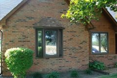 Chocolate Brown Casement Window w Shingled Roof_jpeg