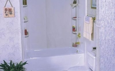 Complete White Bath System - Covered Walls & Ceiling_jpeg
