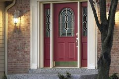 Elite Elegance Entry Door w Brass Kick Plate_jpeg