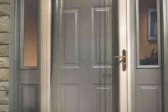 Entry Door w Sidelites & Storm Door w Beveled Glass_jpeg