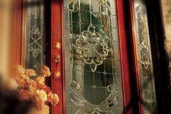 Full Glass Entry Door w Wood Grain_jpeg