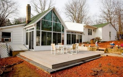 Gable Sunroom White_L J Stone