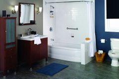 High Wall Bathtub Remodel - Wrap Around Shower Rod_jpeg