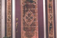 Merlot Entry Door w Frosted & Etched Glass_jpeg