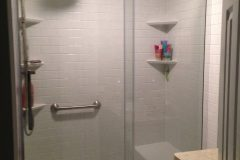 Seated Shower Built In Seat_Pierce