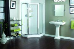 Stand Up Shower Remodel - Featured Corner Shower_jpeg