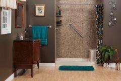 Tub to Shower design