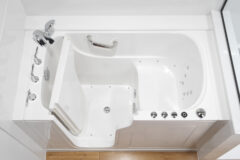 Therapeutic Walk In Bathtub replacement Installation Indiana
